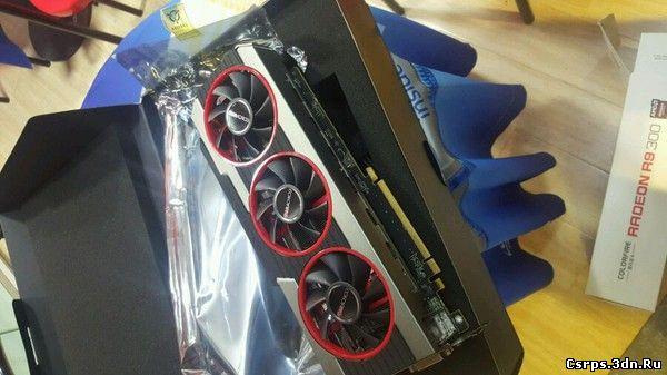 Представлен бенчмарк AMD Radeon R9 380X