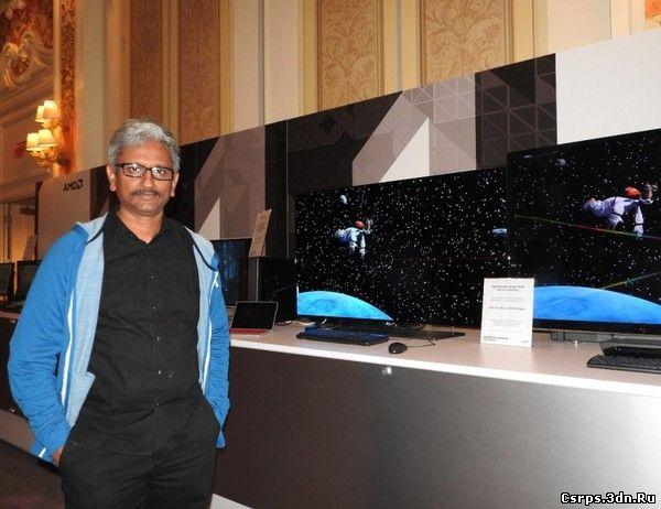 Раджа Кодури: AMD работает над двумя GPU Polaris