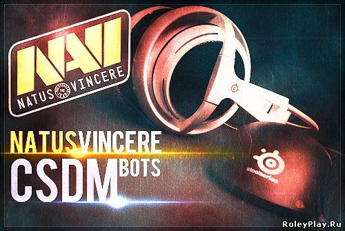 [Боты]CSDM + боты (от Na'vi)