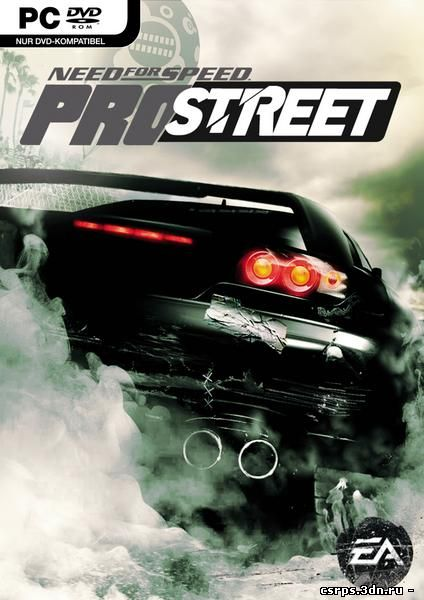 Обзор игры Need For Speed Pro Street