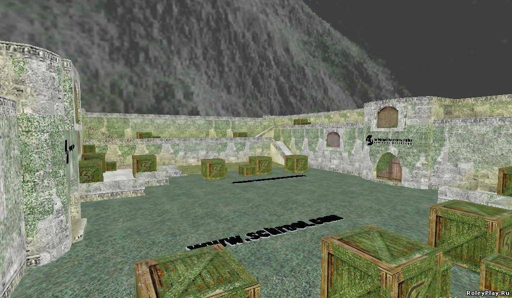 [Карты] AIM карты от sk.gaming