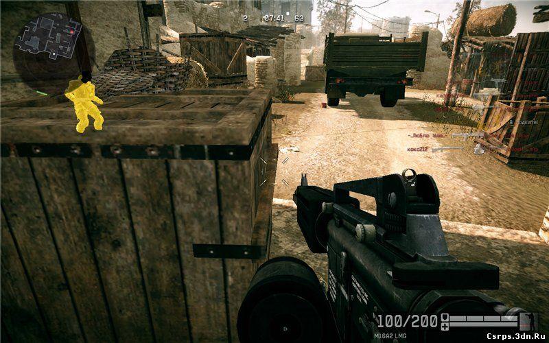 [WarFace] WallHack